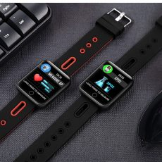 Binssaw Smart Watch BINSSAW-XM-1. Анонс.