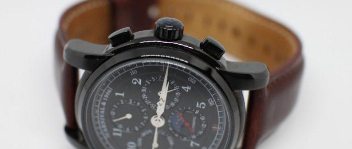Часть 4. Выбираем идеальные часы на каждый день. Обзор механических часов I&W Carnival NO: 8781G