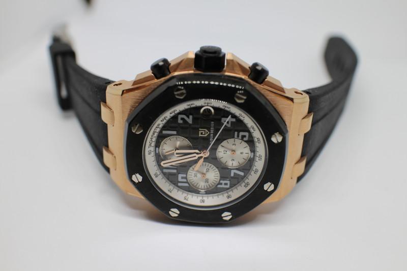 Защищенные кварцевые часы для мужчин. Обзор часов Didun черным покрытием.