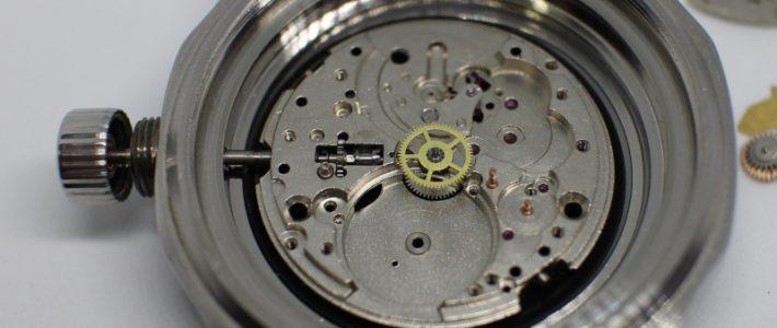 Как разобрать часы «Восток»?