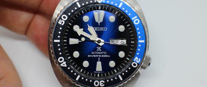 Часы для истинных дайверов. Обзор механических часов Seiko SRPC25K1