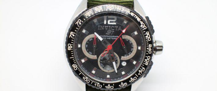 Старый друг. Обзор часов для настоящих мужчин Invicta S1 Rally 1451.