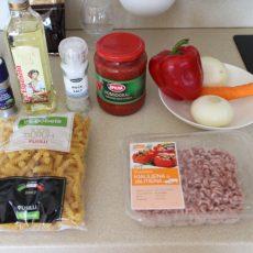 Рецепт приготовления мясного фарша в томатном соусе