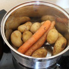 Рецепт приготовления салата Оливье