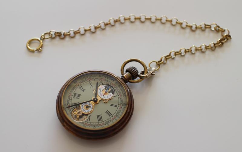 Карманные часы Sewor T003.