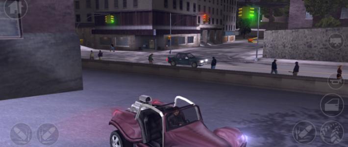 Где найти припаркованный BF Injection в GTA III?