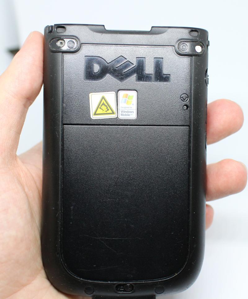Задняя крышка Dell Axim X51V.