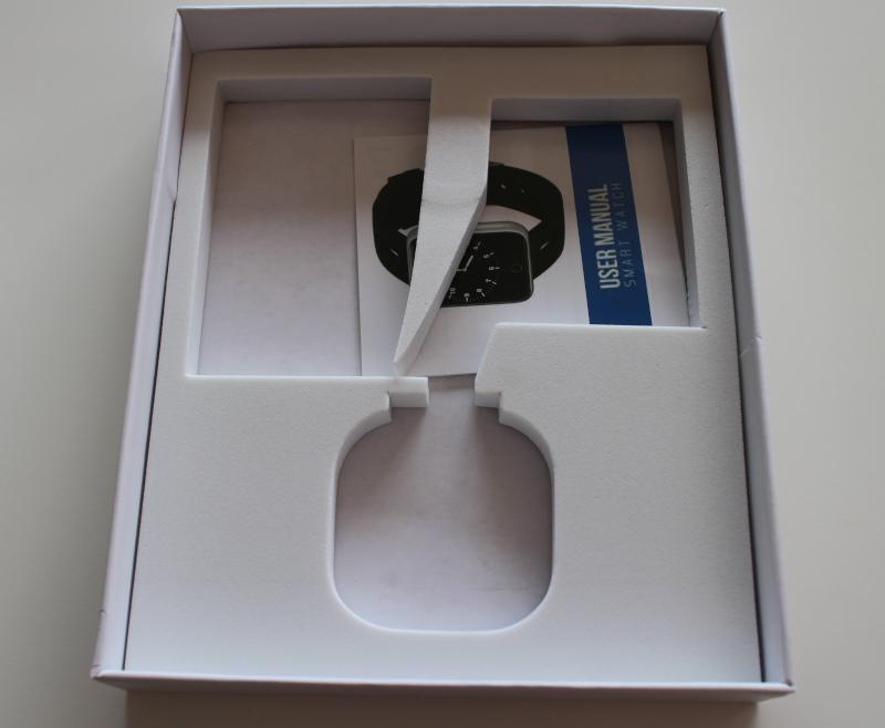 Содержимое упаковки часов Binssaw BS-SW-001