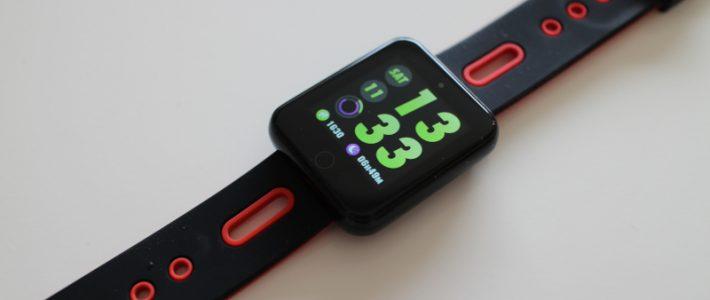 Проба пера или тестируем первые смарт-часы от компании Binssaw. Обзор Binssaw Smart Watch BS-SW-001.
