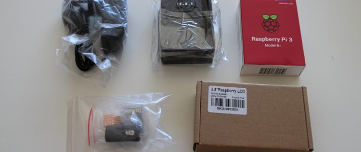 Полноценный компьютер размером с бумажник или моё знакомство с Raspberry Pi.