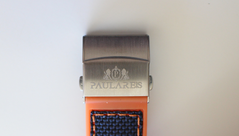 Ремешок часов Paulareis Co-Axial ZrO2
