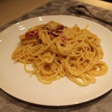 Вкус солнечной Италии с российским акцентом или адаптированный рецепт пасты «Карбонара».