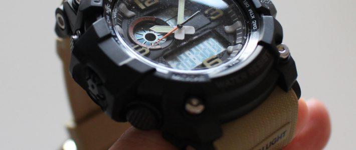 Xiaomi вторгается на территорию G-Shock. Обзор защищённых мужских кварцевых часов Xiaomi W008Q (PW0040B-L).