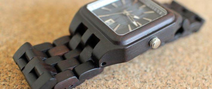 Влажные и разбухшие или что будет с деревянными наручными часами Yisuya, если их залить кипятком.