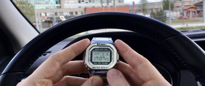 Test-drive длиною в год или обзор часов Skmei 1456.