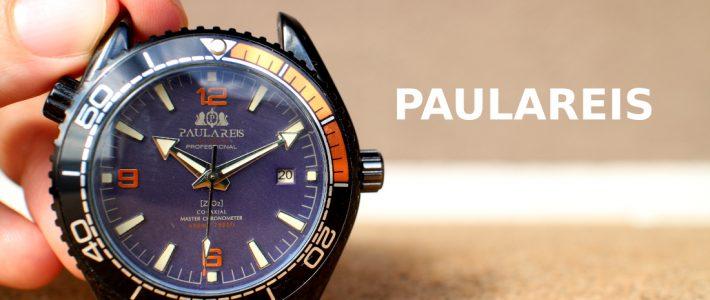 Самая доступная механика. Подробный обзор часов Paulareis Co-Axial ZrO2